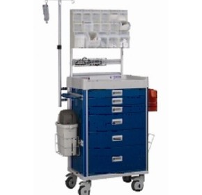 Mix Medical Cart - Anaesthetic Trolley