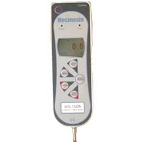 Digital Force Gauge - Advanced Force Gauge | Model No. AFG - Mecmesin