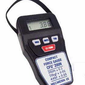 Digital Force Gauge | Compact Force Gauge | Model No. CFG+