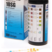 Livingstone Multiple Reagent Strips 10SG - 100 Strips / Vial