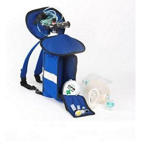 OxyAL Lifesaver Resuscitation Kit for Oxygen-Assisted Resuscitation