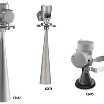 Radar Water Level Sensors