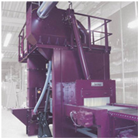 New Products - Agtos Shot Blasting Systems