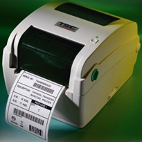 TSC TTP-245C Series - Desktop Thermal Transfer Barcode Printer