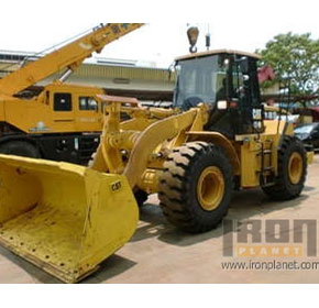 2005 Caterpillar 950G II Wheel Loader (#258554)