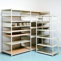 Trim Line Shelving