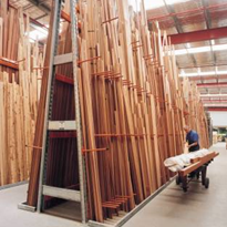 Non Palletised Racking