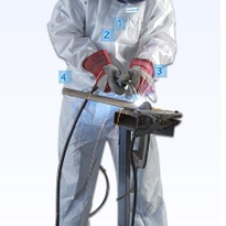 Candour FR Ultra Disposable Coverall - NC 816