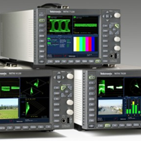 Video Waveform Monitors - Tektronix WFM6000/7000 Series