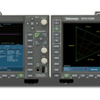 Video Waveform Monitors - Tektronix WFM8000 Series Advanced Analog/SD/HD/3G-SDI