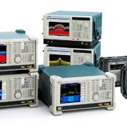Real Time Spectrum Analysers from Tektronix