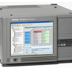 MPEG Analysers - Tektronix MTS415 MPEG Test System