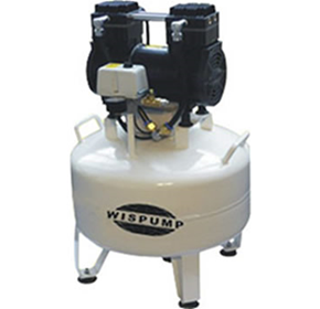Dental Air Compressor with 30L Tank | Oil Free - DW-DC30L
