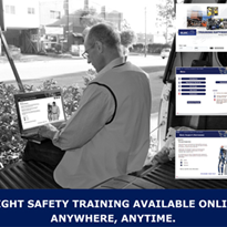 Online Learning Fall Protection & Height Safety Training