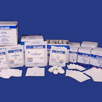 Ecoaid Non-Woven Swabs & Balls (23 Series)