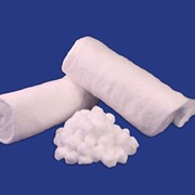 Ecotex® Cotton Wool Rolls & Balls (42 43 333 Series)