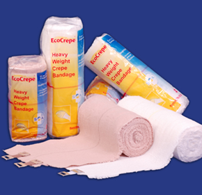 Heavy Support Crepe Bandages | EcoCrepe -  (48 49 Series)