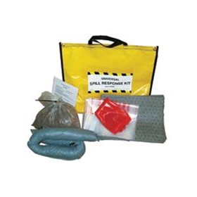 Buddi 10 Universal Spill Kit - Yellow Canvas Bag - NW 202
