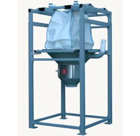 WAM Automatic Bag Unloaders supplied by Inquip