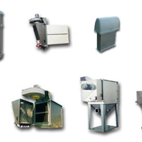 WAM Dust Collectors, Hopper Jets & Dust Handling Equipment | Inquip