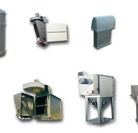 Dust Collectors, Hopper Jets & Dust Handling Equipment | Inquip