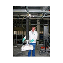 Explosion Proof Vacuum Lifters by Millsom Materials Handling