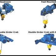 Electric Wire Rope Hoists by Millsom Materials Handling