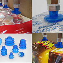 Suction Pads For The Packaging Industry by Millsom Materials Handling