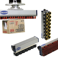 Large-area Vacuum Gripper Handles Packages by Millsom Materials Handling