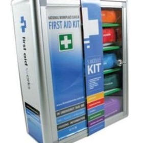 First Aid - Class B Kit, 5 Module - Wall Mount - NX 204N