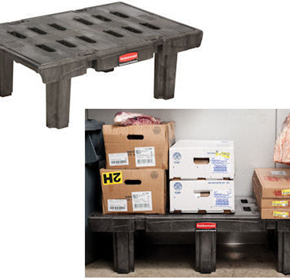 Dunnage Racks | Rubbermaid / Mantova