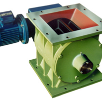 Torex Rotary Valves supplied by Inquip