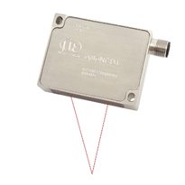 Rugged IP69K Laser Displacement Sensor - By Micro-Epsilon