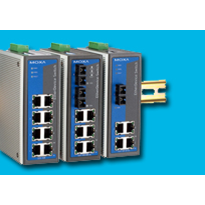 Industrial 16-port Unmanaged Ethernet Switches - EDS 316 Series