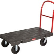 Rubbermaid Heavy Duty Platform Truck/Trolley | FG443600 BLA