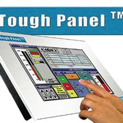 "HMI Touch Panels Operator Interface Panels- 6"" HMI Tough Panel-Uticor"