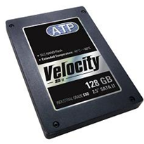 Industrial/Military Grade Solid State Disk Drive SSD | ATP Velocity