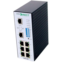 Web Managed Industrial Switch (HWE-800)