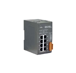 Industrial 8 Port Unmanaged Extended Temperature Switch (IUE-800E)