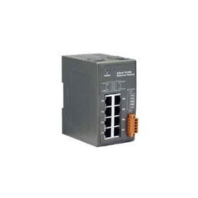 Industrial Conformal Coated 8 Port Unmanaged Switch (IUE-800EC)