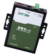 Single Port Serial Device Servers (BWS-136)