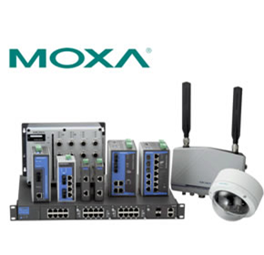 Power Over Ethernet Switches from Moxa
