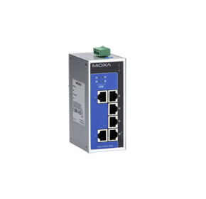 4 Port Power Over Ethernet Switch | Moxa