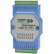 RUM-9017F Analog Input Data Acquisition Module: 12-bit, 8 Channels (RUM-9017F)