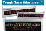 Industrial LED Display Sign - Tough Smart Marquee - 8L20C