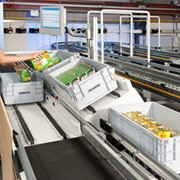 Ergonomic Automated Picking Stations from Dematic | RapidPick