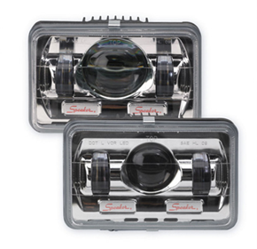 "Speaker A8800 4"" X 6"" Led Hi/Lo Beam Headlamps"