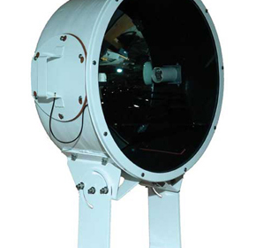 Phoenix MS 120/1500 Marine HID Long Beam Floodlight 1500W