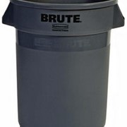 BRUTE Round Containers and Accessories - Manufactured by Rubbermaid
