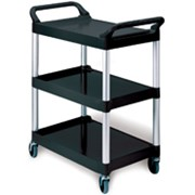 3424-88 Utility Cart - By Rubbermaid